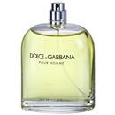 Dolce & Gabbana Pour Homme tester 125 ml toaletní voda