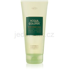 4711 Acqua Colonia Blood Orange & Basil 200 ml tělové mléko