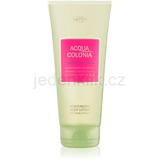 4711 Acqua Colonia Pink Pepper & Grapefruit 200 ml tělové mléko