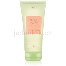 4711 Acqua Colonia White Peach & Coriander 200 ml sprchový gel