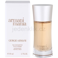 Armani Mania for Woman 50 ml parfémovaná voda