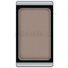 Artdeco Eye Shadow Matt matné oční stíny odstín 30.520 Matt Light Grey Mocha 0,8 g