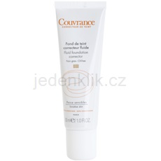 Avène Couvrance tekutý krycí make-up SPF 15 odstín 01 Porcelain  30 ml