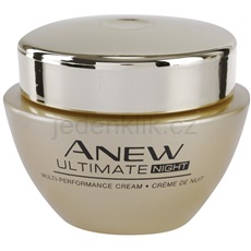Avon Anew Ultimate Anew Ultimate noční omlazující krém 50 ml
