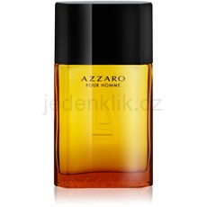 Azzaro Azzaro Pour Homme Azzaro Pour Homme 100 ml bez rozprašovače voda po holení