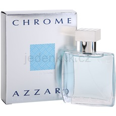 Azzaro Chrome Chrome 30 ml toaletní voda