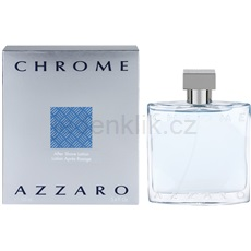 Azzaro Chrome Chrome 100 ml voda po holení