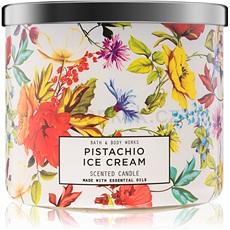 Bath & Body Works Pistachio Ice Cream 411 g vonná svíčka