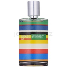 Benetton Essence of Man 100 ml toaletní voda