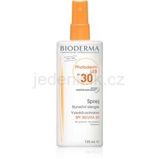 Bioderma Photoderm Photoderm opalovací sprej pro pokožku alergickou na slunce SPF30 125 ml