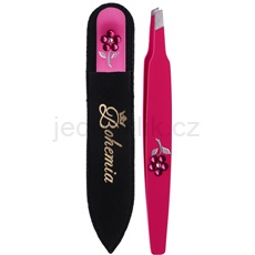 Bohemia Crystal Bohemia Swarovski Nail File and Tweezers II. 1 ks