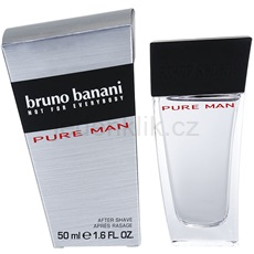 Bruno Banani Pure Man 50 ml voda po holení