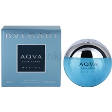 Bvlgari AQVA Marine Pour Homme 100 ml toaletní voda