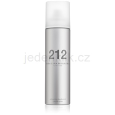 Carolina Herrera 212 NYC 212 NYC 150 ml deodorant ve spreji pro ženy deospray