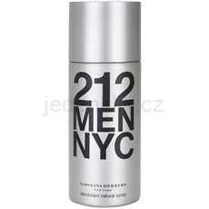Carolina Herrera 212 NYC Men 150 ml deospray