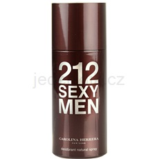 Carolina Herrera 212 Sexy Men 150 ml deospray