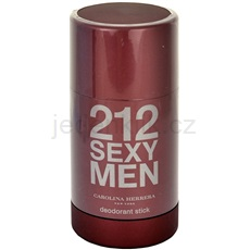 Carolina Herrera 212 Sexy Men 75 ml deostick