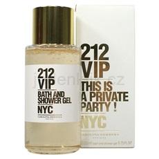 Carolina Herrera 212 VIP 212 VIP 200 ml sprchový gel