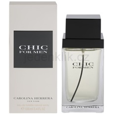 Carolina Herrera Chic For Men 100 ml toaletní voda