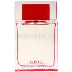 Carolina Herrera Chic tester 80 ml parfémovaná voda