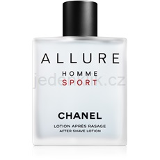 Chanel Allure Homme Sport 100 ml voda po holení