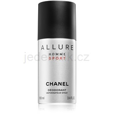 Chanel Allure Homme Sport 100 ml deospray