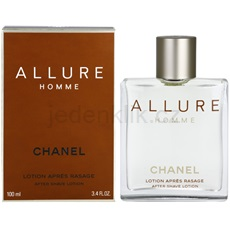 Chanel Allure Homme 100 ml voda po holení