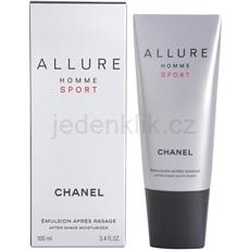 Chanel Allure Homme Sport 100 ml balzám po holení pro muže balzám po holení