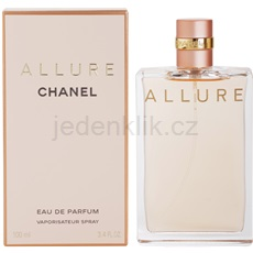 Chanel Allure 100 ml parfémovaná voda