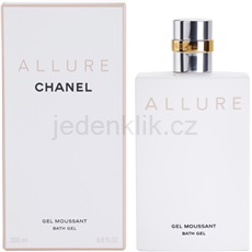 Chanel Allure 200 ml sprchový gel