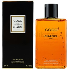 Chanel Coco 200 ml sprchový gel