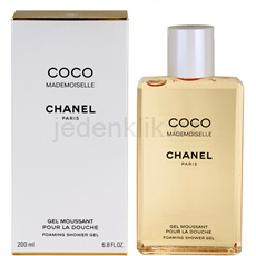 Chanel Coco Mademoiselle Coco Mademoiselle 200 ml sprchový gel pro ženy sprchový gel