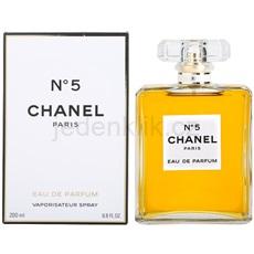 Chanel No.5 200 ml parfémovaná voda