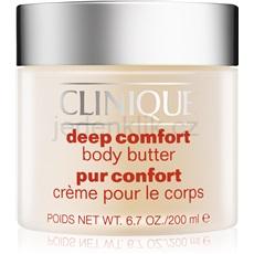 Clinique Deep Comfort tělové máslo pro velmi suchou pokožku 200 ml