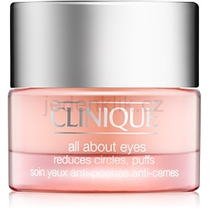 Clinique All About Eyes™ All About Eyes™ oční krém proti otokům a tmavým kruhům 15 ml