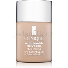 Clinique Anti-Blemish Solutions Anti-Blemish Solutions tekutý make-up pro problematickou pleť, akné odstín 02 Fresh Ivory 30 ml