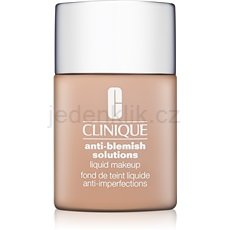 Clinique Anti-Blemish Solutions Anti-Blemish Solutions tekutý make-up pro problematickou pleť, akné odstín 03 Fresh Neutral 30 ml