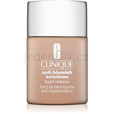 Clinique Anti-Blemish Solutions Anti-Blemish Solutions tekutý make-up pro problematickou pleť, akné odstín 04 Fresh Vanilla 30 ml