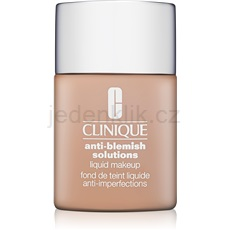 Clinique Anti-Blemish Solutions Anti-Blemish Solutions tekutý make-up pro problematickou pleť, akné odstín 05 Fresh Beige 30 ml