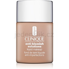 Clinique Anti-Blemish Solutions Anti-Blemish Solutions tekutý make-up pro problematickou pleť, akné odstín 06 Fresh Sand 30 ml