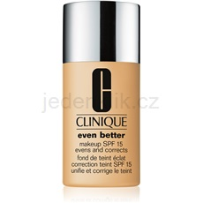 Clinique Even Better™ Even Better korekční make-up SPF 15 odstín CN 58 Honey 30 ml
