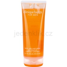 Clinique Happy for Men 200 ml sprchový gel
