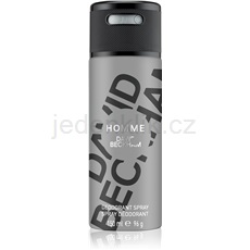 David Beckham Homme 150 ml deodorant ve spreji pro muže deospray