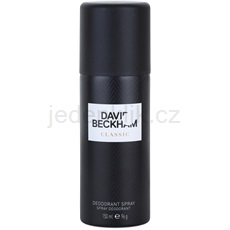 David Beckham Classic 150 ml deospray