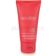Decléor Aroma Sun Expert opalovací krém na obličej SPF15 50 ml