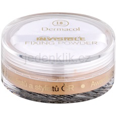 Dermacol Invisible transparentní pudr odstín Natural  13 g