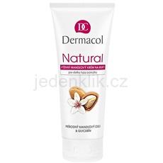 Dermacol Natural výživný mandlový krém na ruce a nehty 100 ml