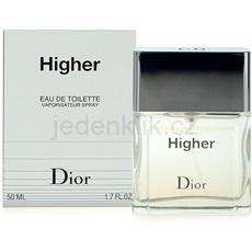 Dior Higher Higher 50 ml toaletní voda
