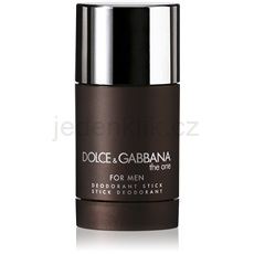 Dolce & Gabbana The One for Men The One for Men 70 g deostick pro muže deostick