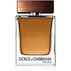 Dolce & Gabbana The One for Men 100 ml toaletní voda